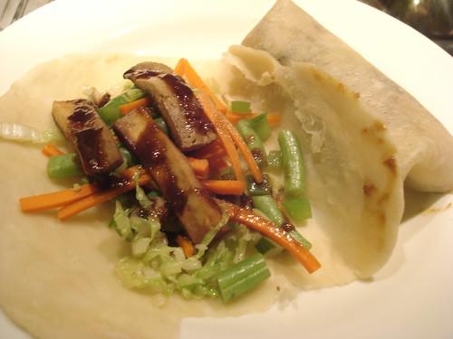 Moo Shu Tofu