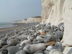 "Birling Gap Cliffs • <a style=""font-size:0.8em;"" href=""http://www.flickr.com/photos/59278968@N07/6326182472/"" target=""_blank"">View on Flickr</a>"
