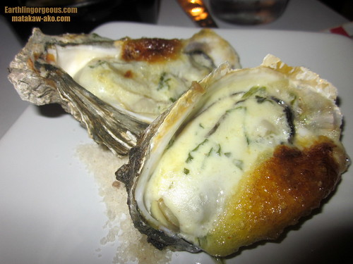 Baked Oysters @ Pinchos