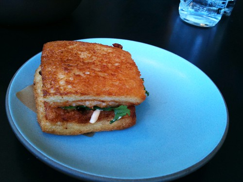 Shrimp Toast Sandwich