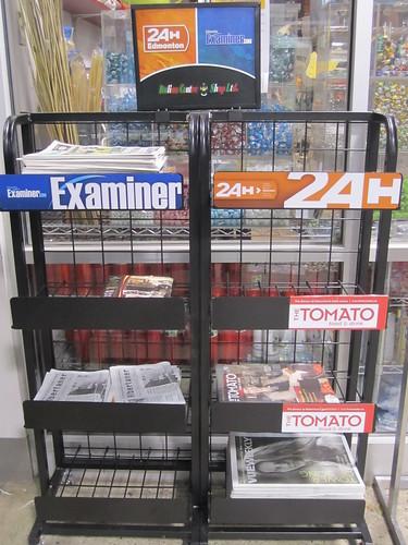 Sun Media Stand