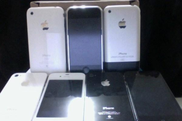 iPhone 全家福