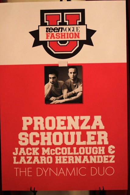 Teen Vogue Fashion University 2011 172