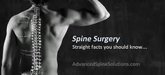 Flower Mound Spine Surgeon - Spine Surgery Facts