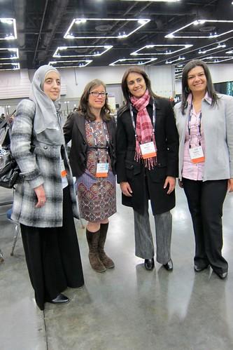 TechWomen at GHC11