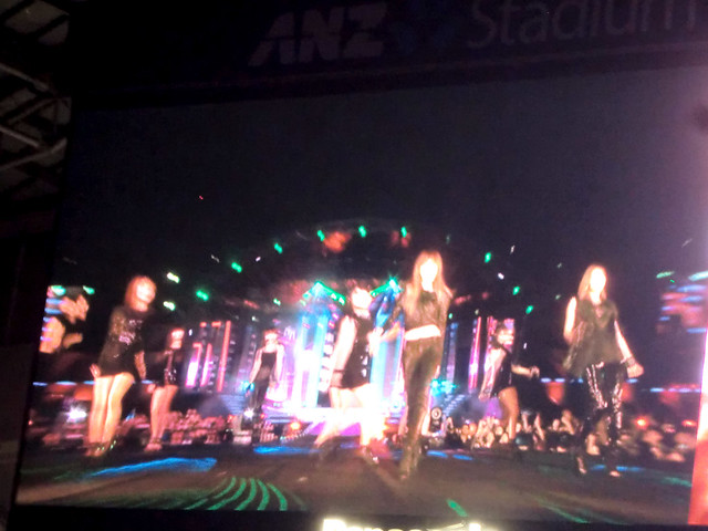 miss a+ 4minute joint stage