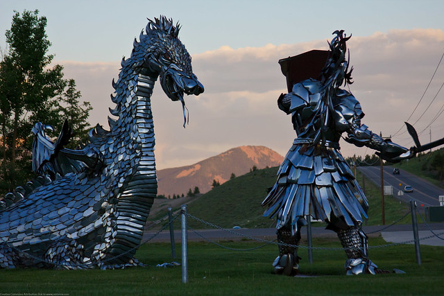 Slay the Metal Dragon - Crested Butte Colorado