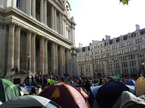 St Paul's Occupy LSX