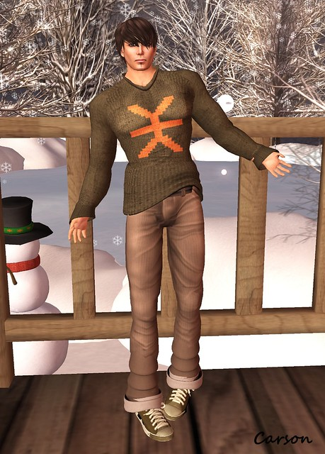 22769 - November Jumper and Autumn Trousers