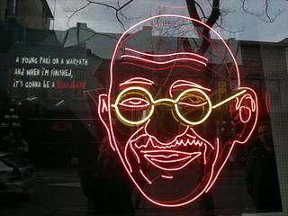 Gandhi neon - 112820112063