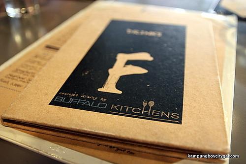 F Kitchen Bangsar Menu