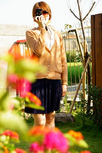 【C30006】自然風-百搭V領針織外套(現貨+預購) $900