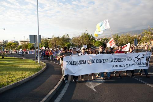 Contra la Corrupción en Arona-5
