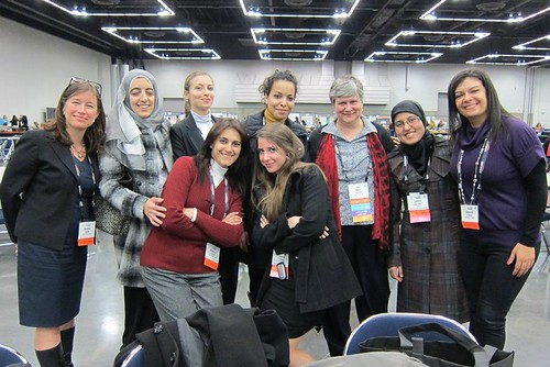TechWomen at Grace Hopper 2011