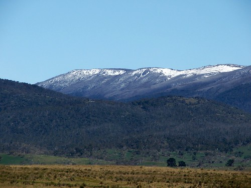 Picture From the Monaro Highway