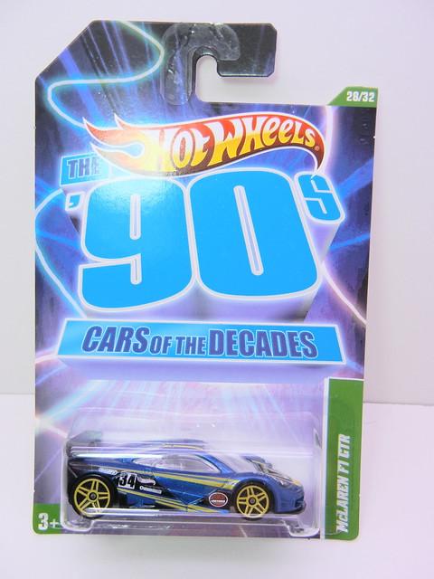 hot wheels decades 90's mclaren f1 gtr (1)