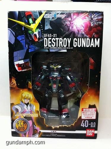 HCM Pro Destroy Gundam 1-200 GFAS-X1 Review (1)