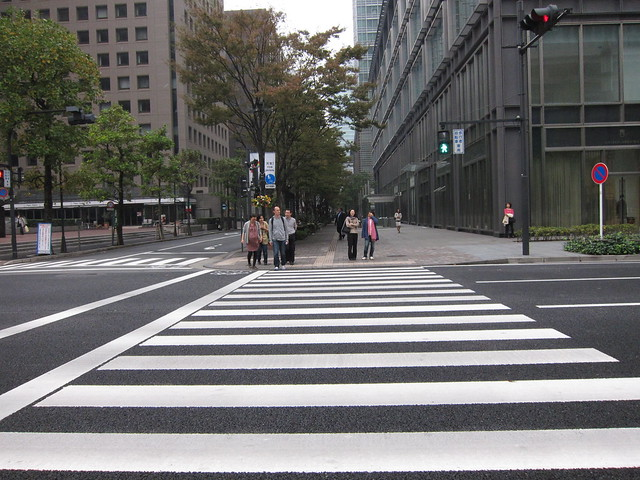 Marunouchi crossing