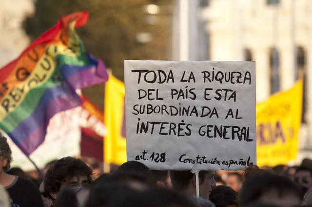 Manifestación 15-O Madrid 30