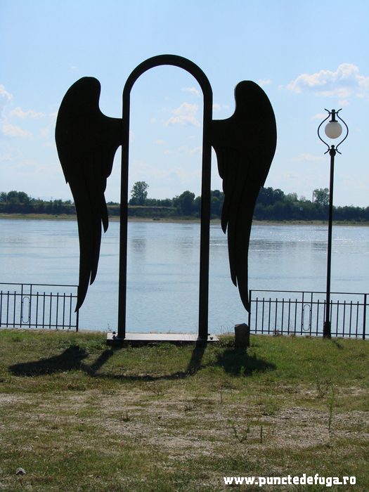 Parcul Îngerilor - La cetate