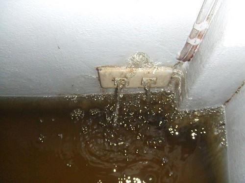 Wasser aus Steckdose