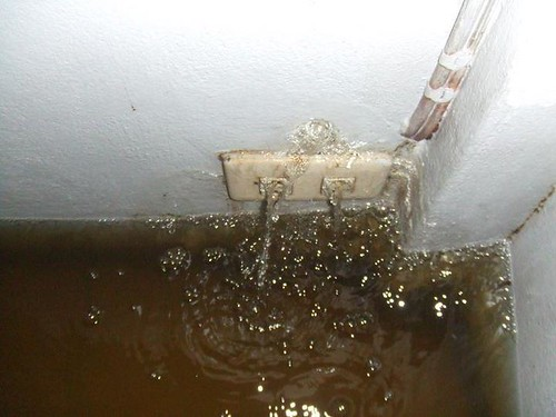 09.11.2011 - Flut in Thailand: Bilder aus Bangkok (1/3)