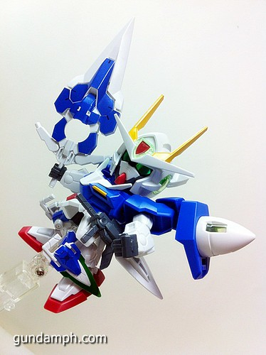 SD 00 Gundam Seven Sword G Review OOB Build GundamPH (33)