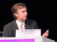 Paul Beverly, Gemalto