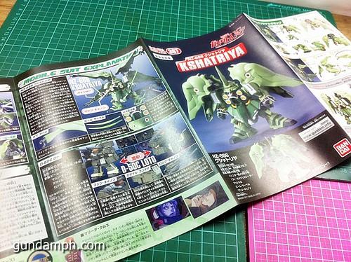 SD Kshatriya Review NZ-666 Unicorn Gundam (9)