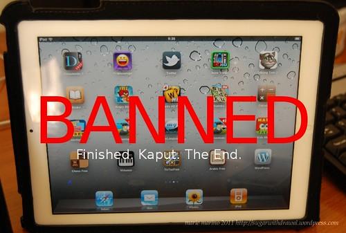 The end of my iPad love affair
