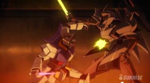 Mobile Suit AGE  Episode 1  Saviour Gundam  Youtube (4)