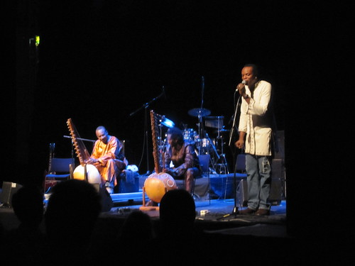Toumani Diabate and his guests