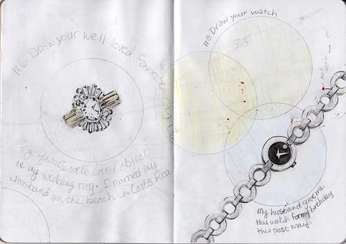 Sketchbook Project/EDM#6-8