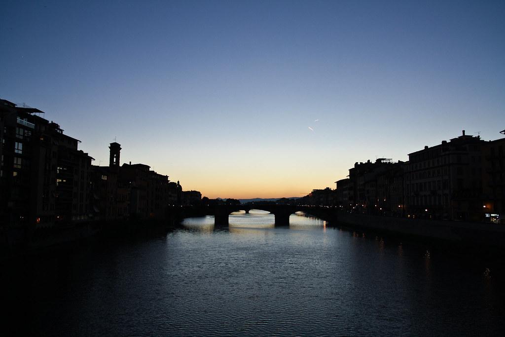 Florence - Arno River