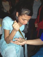 Dwali courtesy of Tamar