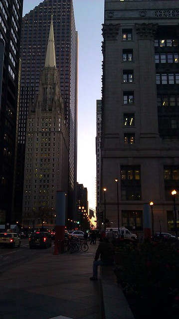 Chicago in Cell Phone Images