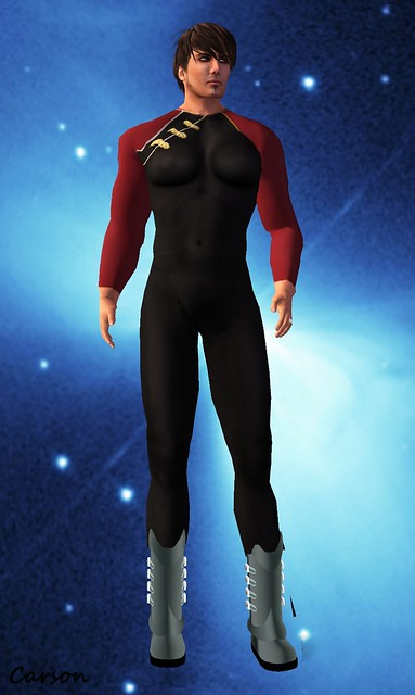 Evaki Out of This World Hunt - Star Trek Uniform
