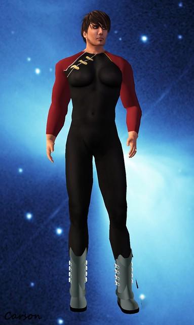 Evaki Out of This World Hunt - Star Trek Uniform