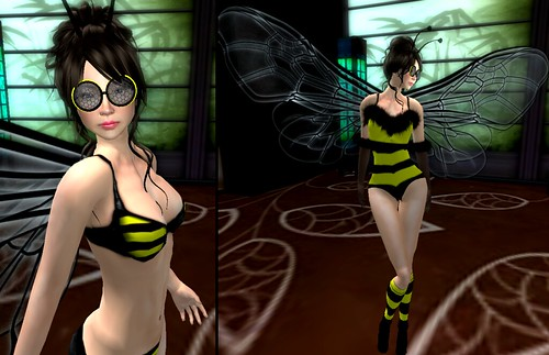 The Lady Bee