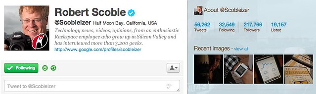 Robert Scoble (scobleizer) on Twitter
