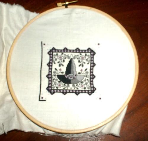 Witchwork Petit Point