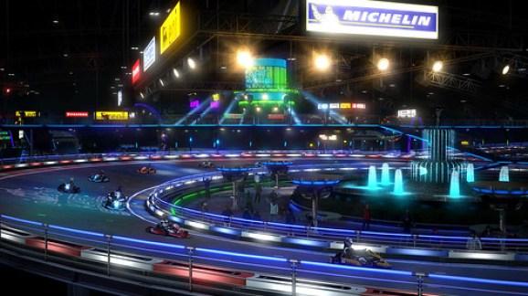 New Kart Track
