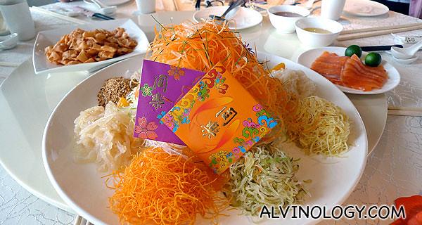 Fortune Yu Sheng