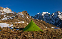 """LocusGear Khafra Sil Pyramid Tent • <a style=""""font-size:0.8em;"""" href=""""http://www.flickr.com/photos/49406825@N04/6390634649/"""" target=""""_blank"""">View on Flickr</a>"""