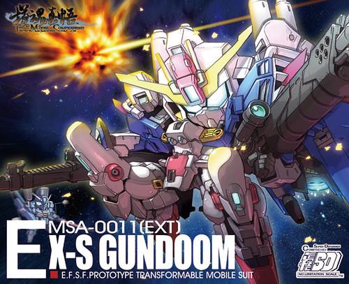 MC EX-S Gundoom SD Model Comprehend (9)