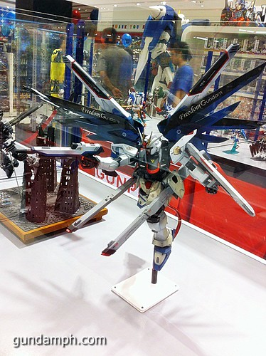 Toy Kingdom SM Megamall Gundam Modelling Contest Exhibit Bankee July 2011 (2)
