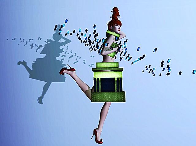 *Forme* Lamp dress
