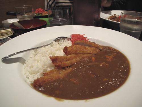 kura - katsu curry