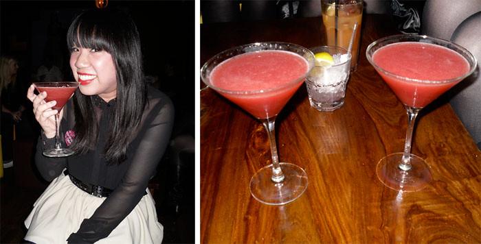 cherry cocktails
