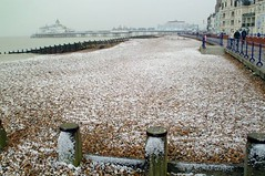 "Snowy Pier • <a style=""font-size:0.8em;"" href=""http://www.flickr.com/photos/59278968@N07/6325448665/"" target=""_blank"">View on Flickr</a>"